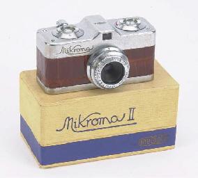 Mikroma cameras