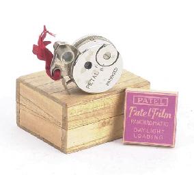 Petal camera