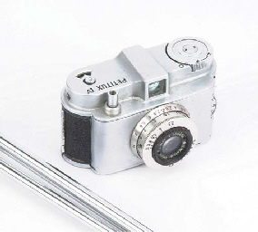 Petitux IV camera