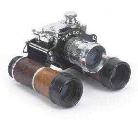 Teleca camera/binocular