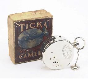Ticka watch camera