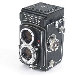 Rolleicord Vb no. 2635235