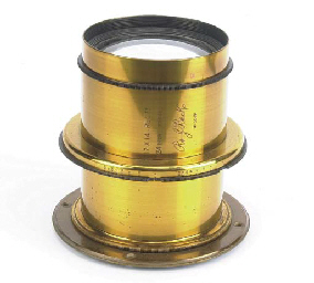 24 inch Rectalinear lens no. 3