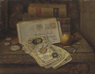 Still Life with Money, Pipe an