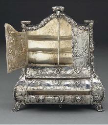 A Continental Silver Miniature