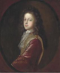 Portrait of Prince James Franc