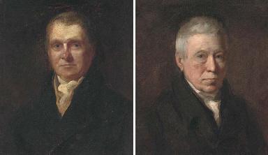 Portrait of Sir James Gibson C