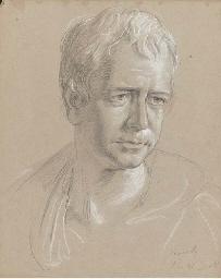 Portrait of Sir Walter Scott (