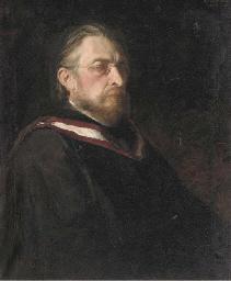 Portrait of Professor Frederic