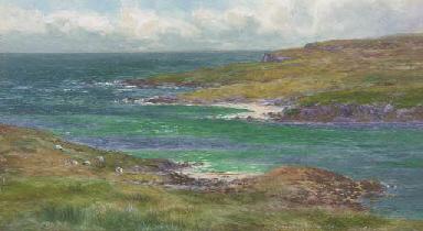 The Sound of Noss, Shetland