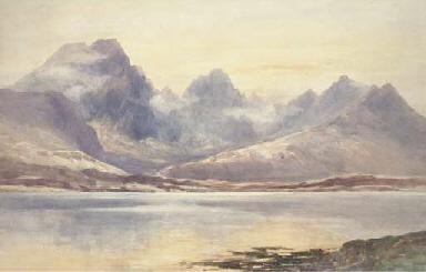 The Cuillins, Skye