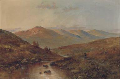 'Scotland for ever', sundown o