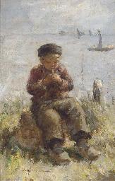 A Dutch boy
