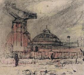 Stobcross Crane and Rotunda, G