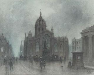 St. Giles Kirk, Edinburgh
