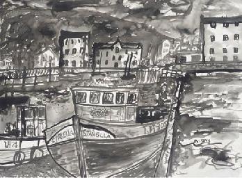Starella in the harbour
