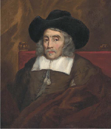 Portrait of Lord Sherborne (15