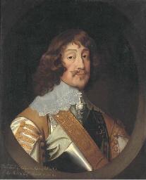 Portrait of Henry Rich, 1st. E