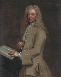 Portrait of John Morley (1656-