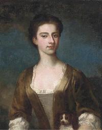 Portrait of Elizabeth Warburto