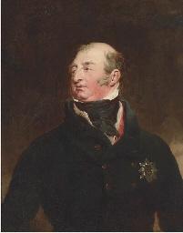 Portrait of Frederick, Duke of