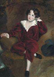 Master Lambton 'The red boy'