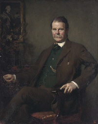 Portrait of Thomas Mosley, 1st
