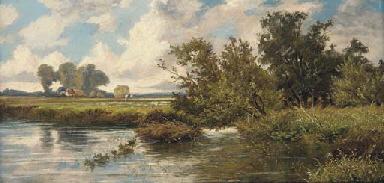 Harvesting; and Fishing at sun