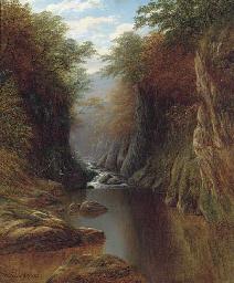 Fairy Glen, North Wales