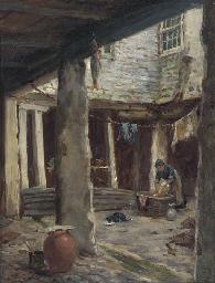 A fisherman's dwelling