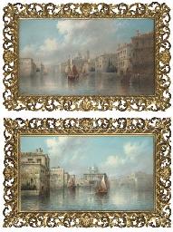 A Venetian cappriccio; and A V