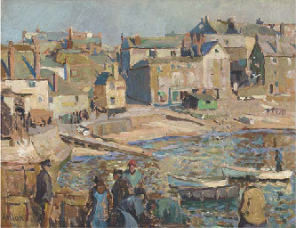 The harbour, St Ives