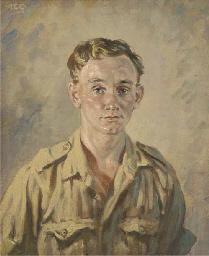 Portrait of Paul Wyeth