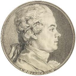 Portrait de H.J. Pérignon en b