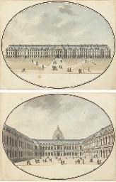 L'Hôtel des Invalides du côté