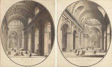 L'intérieur de l'église des In