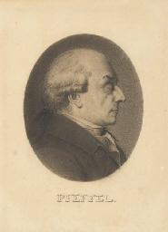 Portrait de Gottlieb Konrad Pf