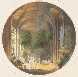 L'orangerie de Versailles, un