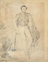 Portrait d'un Lieutenant des C