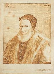 Portrait de Daniel L'Hermite,