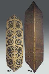 a kalimantan, dayak, wood and