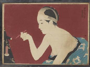 Ito Shinsui (1898-1972), 'Pain