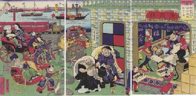 Shichifukujin (Seven gods of g
