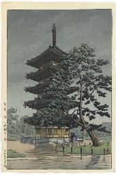 Nara no ame (Kofuku no to) (Ra