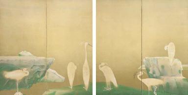 Herons, 1924