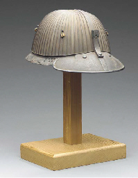 An Iron Sixty-Two Plate Helmet