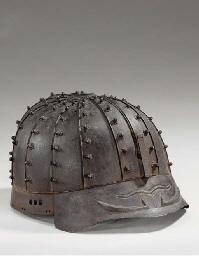 A Myochin-School Iron Helmet w