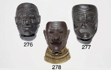 An Iron Face Mask (Somen)