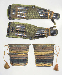 A Pair of Shoulder Guards (Tsu
