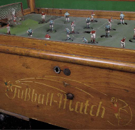 A GERMAN COIN OPERATED CONSOLE